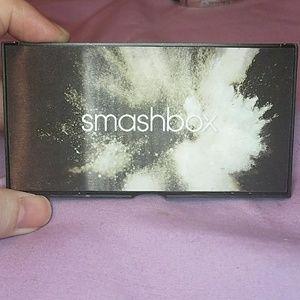 Smashbox cover shot smokey palette